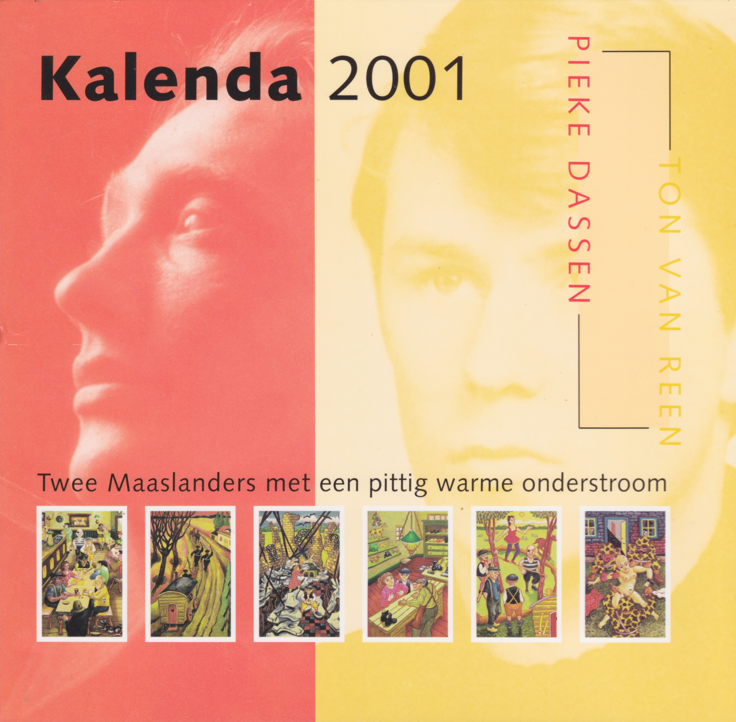 kalender 2001