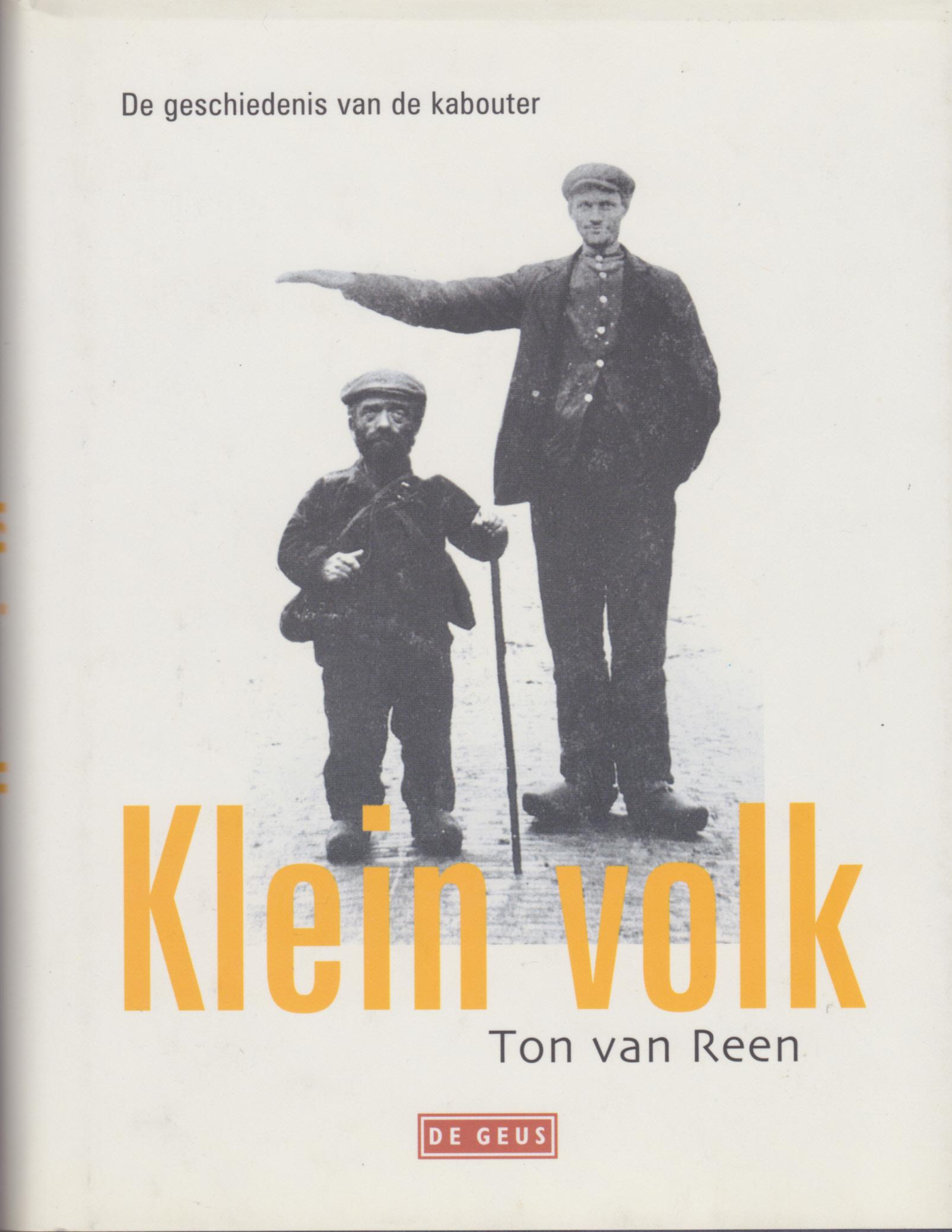 Klein Volk, Ton van Reen, Kabouters